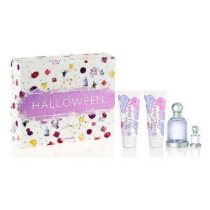 Conjunto de Perfume Mulher Halloween Jesus Del Pozo (4 pcs)