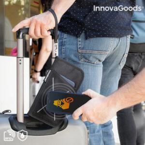 Carteira de Viagem Eletrónica Antifurto Wallock InnovaGoods