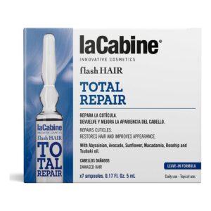 Ampolas Antiqueda laCabine Flash Hair Fluido Reparador (7 pcs)