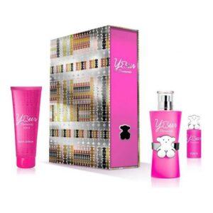 Conjunto de Perfume Mulher Your Moments Tous EDT (3 pcs)