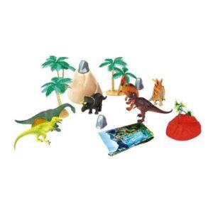 Conjunto Dinossauros Safari Dino (30 pcs)