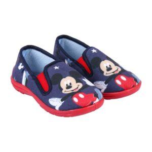 Pantufas Para Crianças Mickey Mouse Blue 28