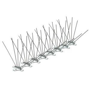 Nature 6 pcs picos repelentes de pássaros 32x11x18 cm - PORTES GRÁTIS
