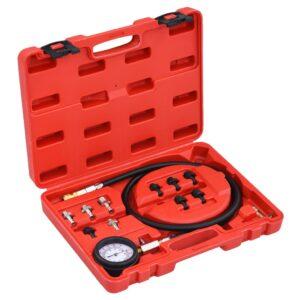 Kit de teste medidor de pressão do óleo 12 pcs - PORTES GRÁTIS
