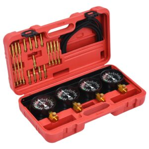 Kit de manómetros a vácuo para sincronização dos carburadores - PORTES GRÁTIS