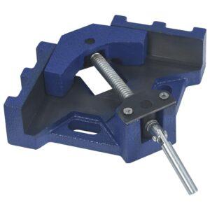 Braçadeira angular 104 mm ferro fundido - PORTES GRÁTIS