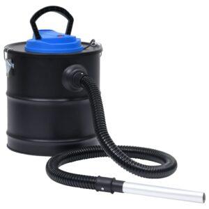 Aspirador de cinzas com filtro HEPA 1200 W 20 L aço - PORTES GRÁTIS
