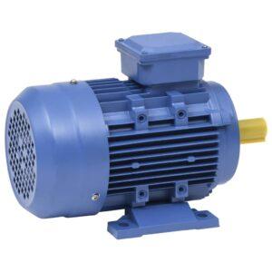 Motor de 3 fases elétrico 1,5kW/2CV 2 polos 2840 RPM - PORTES GRÁTIS