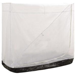 Tenda interna universal 200x90x175 cm cinzento - PORTES GRÁTIS