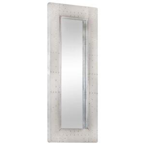 Espelho estilo aviador 110x50 cm metal - PORTES GRÁTIS