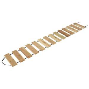Rolo de tábuas p/ piso 50x300 cm madeira de pinho impregnada - PORTES GRÁTIS