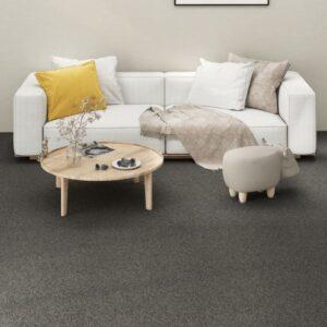 Carpete Para Pisos 16 pcs 4 m² 25x100 cm cinzento - PORTES GRÁTIS
