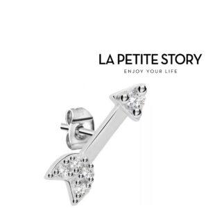 La Petit Story® Brinco Individual - LPS02ARQ02 - Com Caixa e Saco Oferta