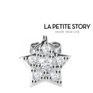 La Petit Story® Brinco Individual - LPS02ARQ03 - Com Caixa e Saco Oferta