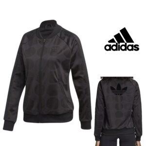 Adidas® Casaco Preto  - CE3727