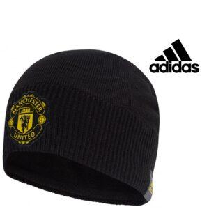 Adidas® Gorro Manchester United Preto