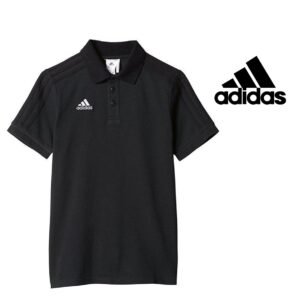 Adidas® Polo Criança Tecnologia Climalite®AY2957 - Tamanho 9/10 Anos