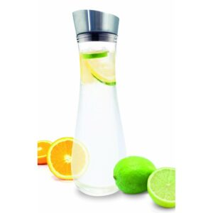 Jarro de Vidro Transparente Fia 128 (1L) (Recondicionado A+)