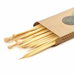 Agulhas Bambu (25 cm) (Recondicionado A+)