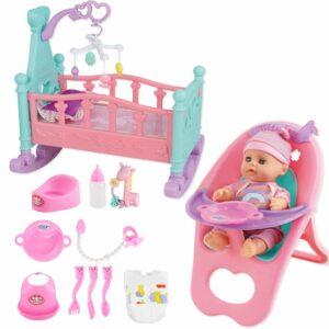 Boneca bebé 8591 (Recondicionado A+)