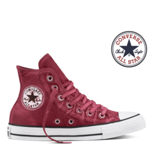 Converse® Sapatilhas All Star Kent Wash Rhubarb Hi Top - Tamanho 40