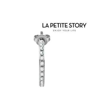 La Petit Story® Brinco Individual - LPS02ARQ25- Com Caixa e Saco Oferta