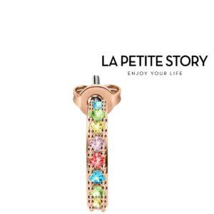 La Petit Story® Brinco Individual - LPS02ARQ26 - Com Caixa e Saco Oferta