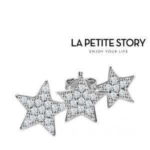 La Petit Story® Brinco Individual - LPS02ARQ28 - Com Caixa e Saco Oferta