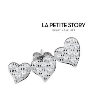 La Petit Story® Brinco Individual - LPS02ARQ29 - Com Caixa e Saco Oferta