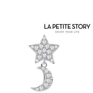 La Petit Story® Brinco Individual - LPS02ARQ30 - Com Caixa e Saco Oferta