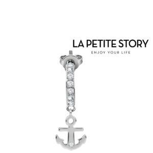 La Petit Story® Brinco Individual -LPS02ARQ33 - Com Caixa e Saco Oferta
