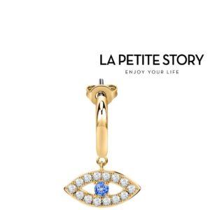 La Petit Story® Brinco Individual - LPS02ARQ34 - Com Caixa e Saco Oferta