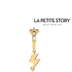 La Petit Story® Brinco Individual - LPS02ARQ35 - Com Caixa e Saco Oferta