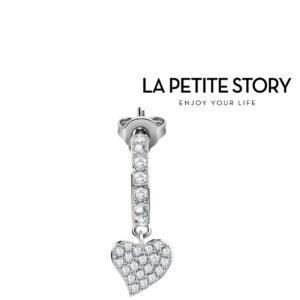 La Petit Story® Brinco Individual - LPS02ARQ38 - Com Caixa e Saco Oferta