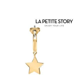La Petit Story® Brinco Individual - LPS02ARQ39 - Com Caixa e Saco Oferta