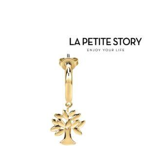 La Petit Story® Brinco Individual - LPS02ARQ43 - Com Caixa e Saco Oferta