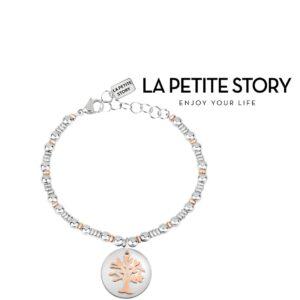 La Petit Story® Pulseira - PS05APY07 - Com Caixa e Saco Oferta