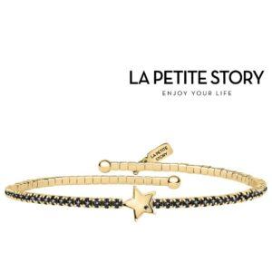 La Petit Story® Pulseira - LPS05APZ16 - Com Caixa e Saco Oferta