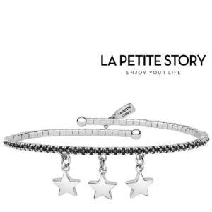 La Petit Story® Pulseira - LPS05APZ17 - Com Caixa e Saco Oferta