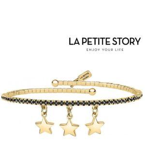 La Petit Story® Pulseira - LPS05APZ18 - Com Caixa e Saco Oferta