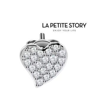 La Petit Story® Brinco Individual - LPS02ARQ11 - Com Caixa e Saco Oferta