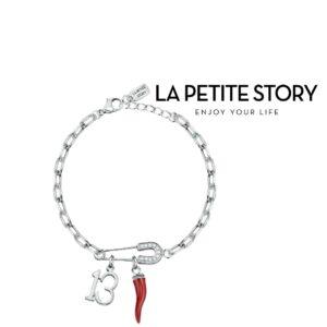 La Petit Story® Pulseira - LPS05ARR60 - Com Caixa e Saco Oferta