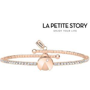 La Petit Story® Pulseira - LPS05ARR66  - Com Caixa e Saco Oferta
