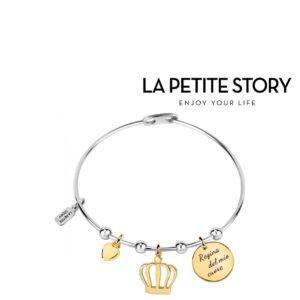 La Petit Story® Pulseira - LPS05ASD06 - Com Caixa e Saco Oferta