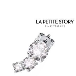 La Petit Story® Brinco Individual - LPS02ARQ129 - Com Caixa e Saco Oferta