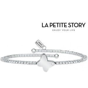 La Petit Story® Pulseira - LPS05ASE05 - Com Caixa e Saco Oferta