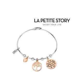 La Petit Story® Pulseira - LPS05ASF02 - Com Caixa e Saco Oferta