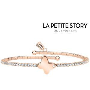 La Petit Story® Pulseira - LPS05ASE06 - Com Caixa e Saco Oferta