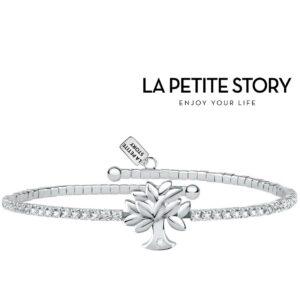 La Petit Story® Pulseira - LPS05ASF20 - Com Caixa e Saco Oferta