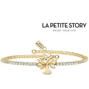 La Petit Story® Pulseira - LPS05ASF21 - Com Caixa e Saco Oferta